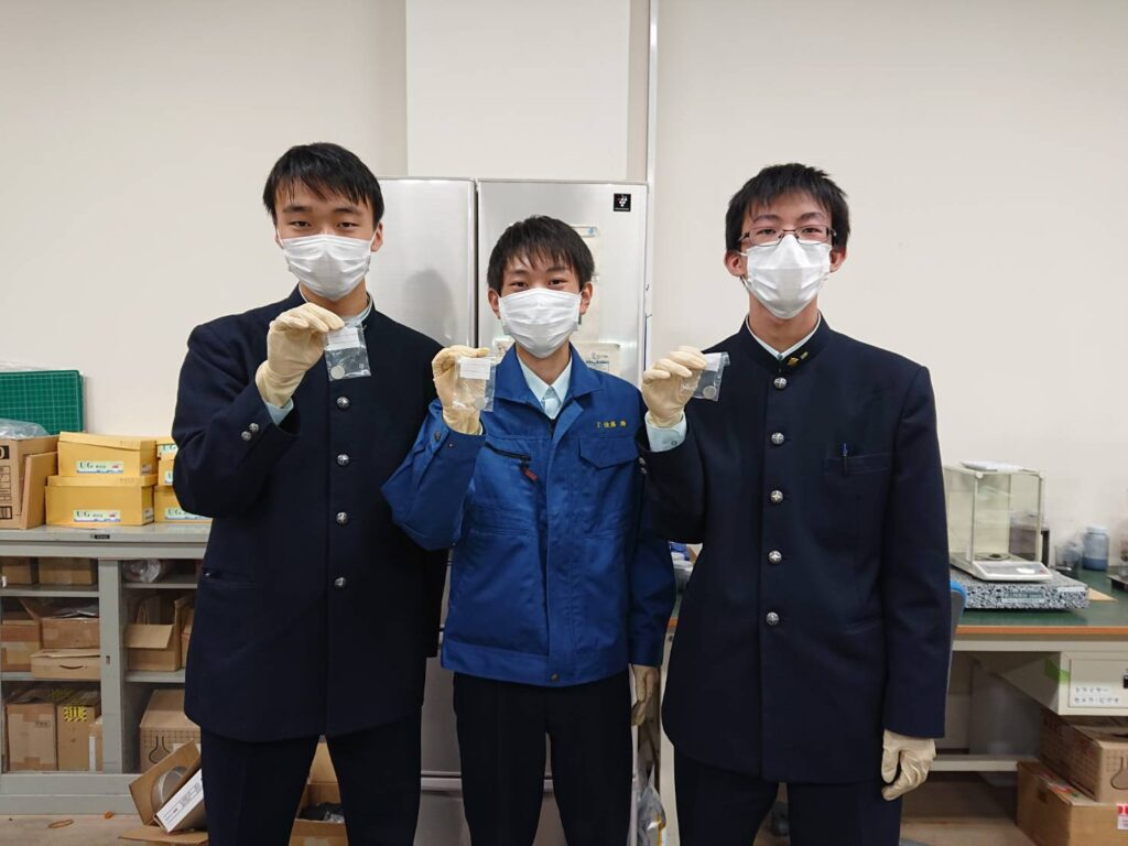 米沢工業高校講習会